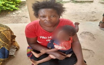 Woman Arrested For Hacking Her Mother To Death In Ondo