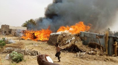 2 IDPs Killed In Campfire Disaster In Borno State