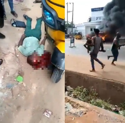 2 Students Shot Dead During Attack On Bank In Anambra State