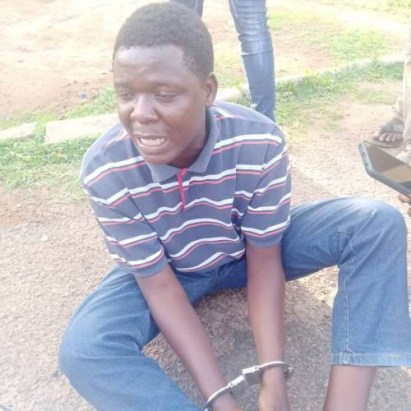 30-Year-Old Primary School Teacher Arrested For Sodomizing Male Pupils In Ibadan