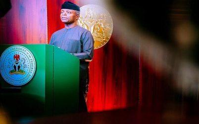 Aisha Buhari Is An Unusual First Lady – Vice President, Osinbajo
