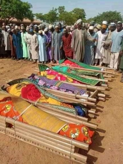 Bandits Kill 6 Persons In Katsina Communities