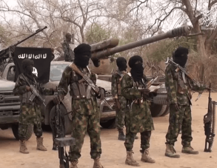 Boko Haram Invades A Local Govt In Borno State