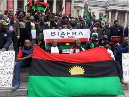 British Govt Pulls Down Notice Announcing Asylum Policy For Pro-Biafra Groups