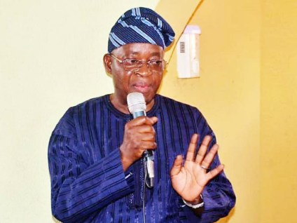 Centralised Policing System Is Not Working - Gov Oyetola