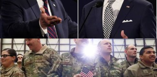 Donald Trump Gives Reasons Why Biden Should Pull US Troops Out Of Afghanistan In May