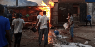 Gas Explosion Injures Many In Lagos State