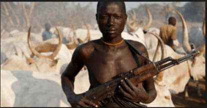 Herdsmen Attack Farmer In Oyo State