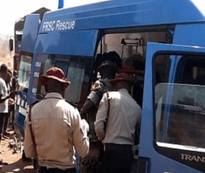 How Six Persons Escaped Death In Osun Accident