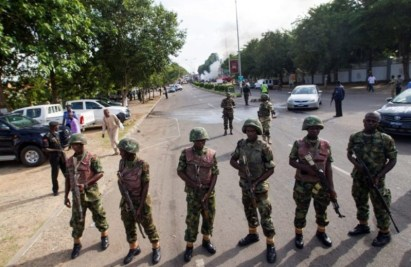 How Soldiers Killed A Robbery Suspect In Aba