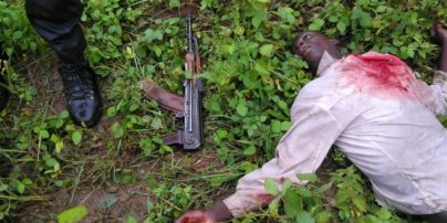 How Troops Killed 2 Bandits, Recover AK-47, Other Ammunition In Benue