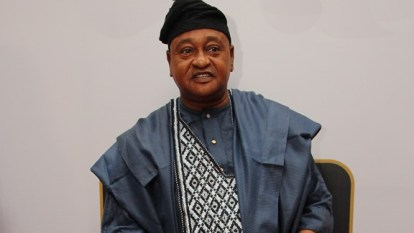 I Didn't Become A Polygamist Intentionally, It's God's Design Which I Do Not Have Right Over - Actor, Jide Kosoko