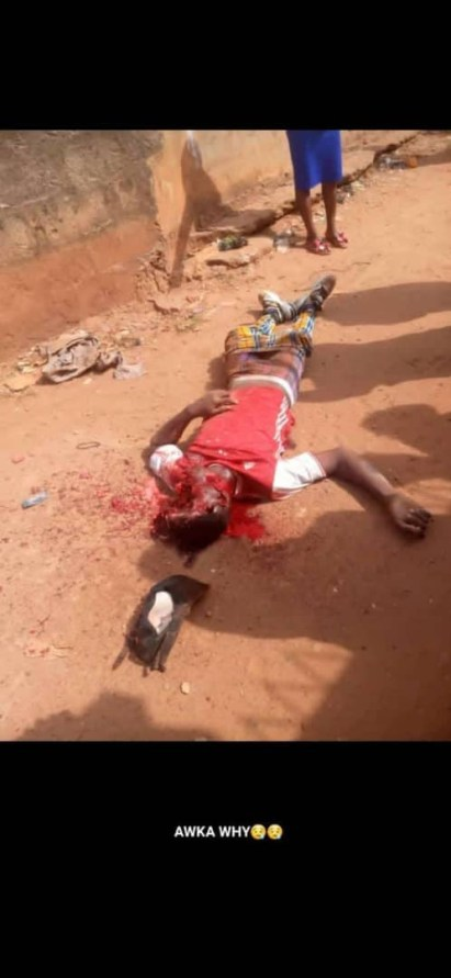 Man Killed As Cult War Rages In Awka, Anambra