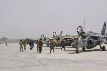 Nigerian Air Force Releases Names Of Pilots On Missing Jet