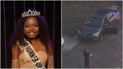 Nigerian Beauty Queen, Najeebat Sule Shot Dead In United States