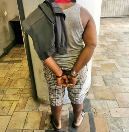 Nigerian Man Arrested In South Africa For Selling Drugs To School Children