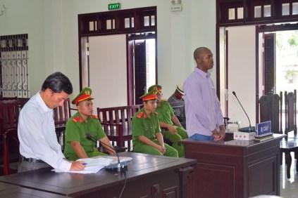 Nigerian Man Sentenced To Death For Drug Trafficking In Vietnam