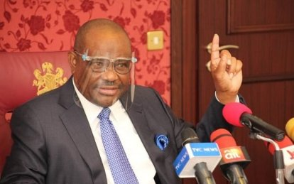 Nobody Can Unilaterally Choose My Successor - Gov Wike