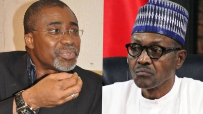 Nobody Takes President Buhari Seriously On Insecurity, Not Even The Service Chiefs - Abaribe