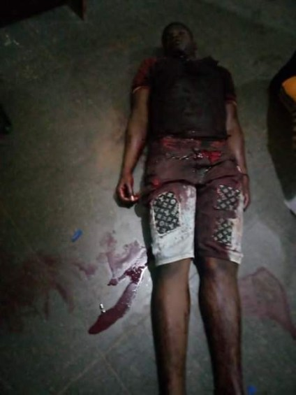 Oko Poly Student Stabbed To Death By Caretaker Over Water