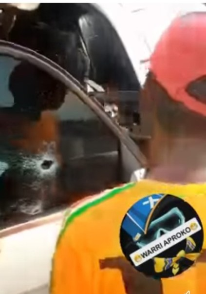 See Graphic Photos As Prince Of Orhuwhorun Kingdom, Two Policemen Killed In Cult Related Clash