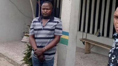 See Photo As Police Sack Officer Who Killed Man For Questioning Search