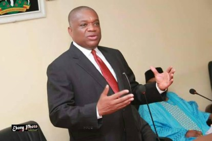 There Is Nothing Wrong With The Constitution, There Are A Lot Of Things Wrong With Our People - Sen. Orji Uzor Kalu