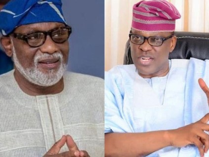Tribunal Strikes Out Jegede Case Against Gov Akeredolu