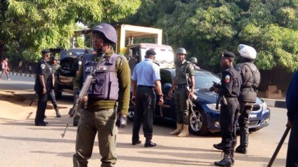 Two Policemen Injured In A Fresh Attack On A Police Station In Imo