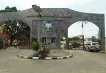 UNICAL VC Asks Final-Year Students To Return To 200-Level