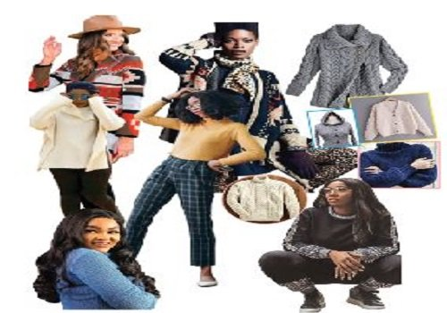 Unique In Stylish Sweaters For The Ladies