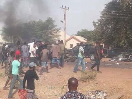 13 Killed, Police Station Burnt As Bandits Attack Communities In Niger State