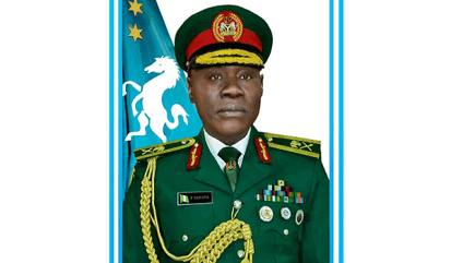 7 Things You Need To Know About New Chief Of Army Staff, Major General Farouk Yahaya