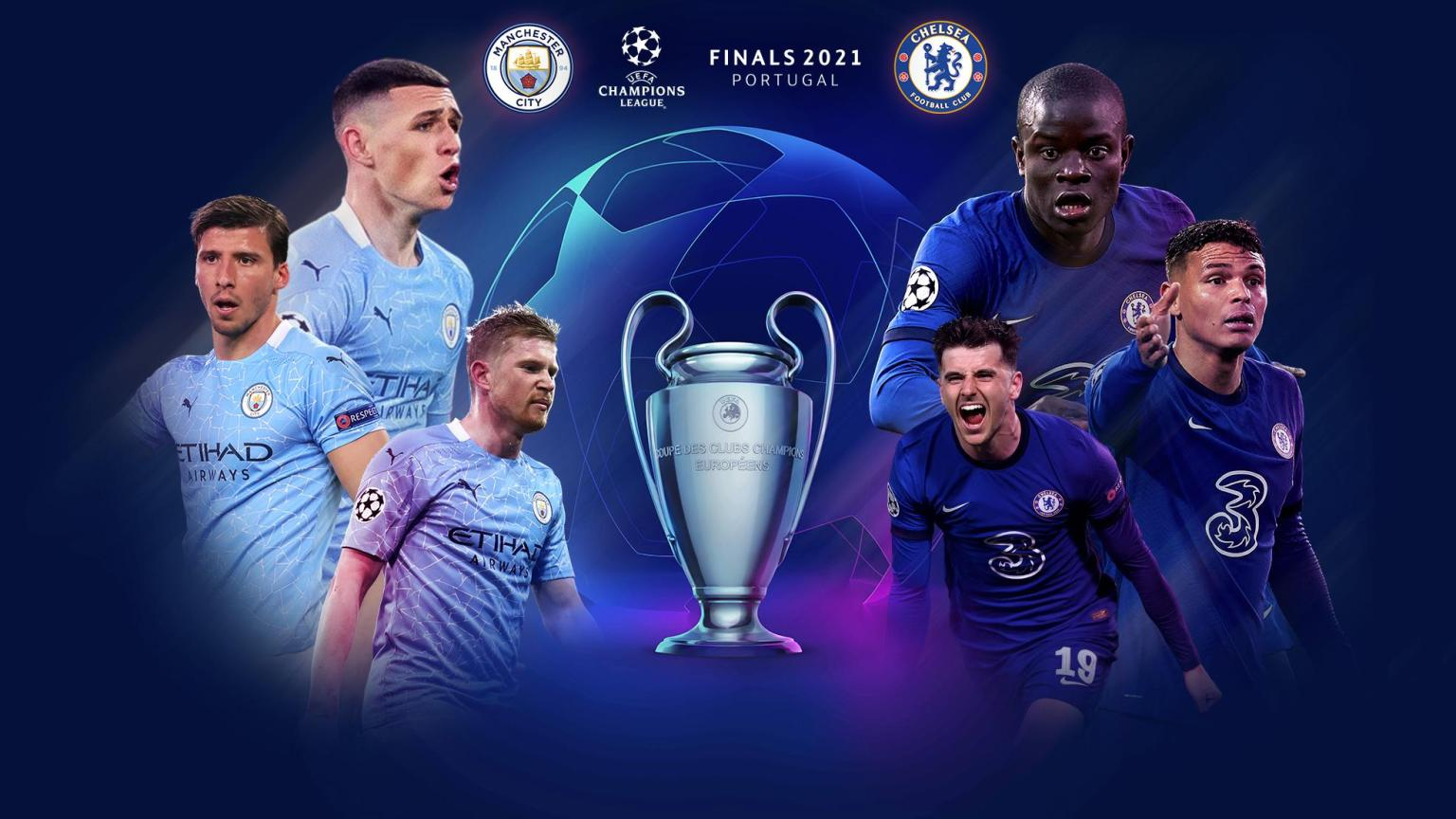 Champions League Final On May 29: Manchester City Vs ...