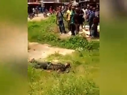 How Suspected Suicide Bomber Blew Himself Up In Ebonyi