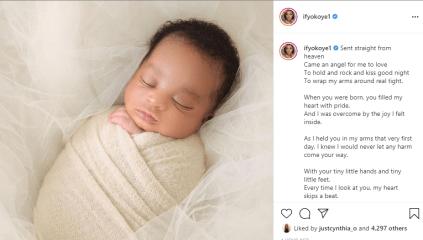 Jude Okoye And Wife Welcome Third Child