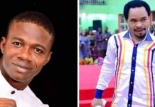 Meet The Pastor Who Recently Challenged Prophet Odumejeje To A Spiritual Battle