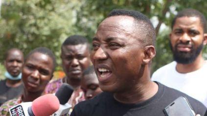 Police Denies Shooting Omoyele Sowore