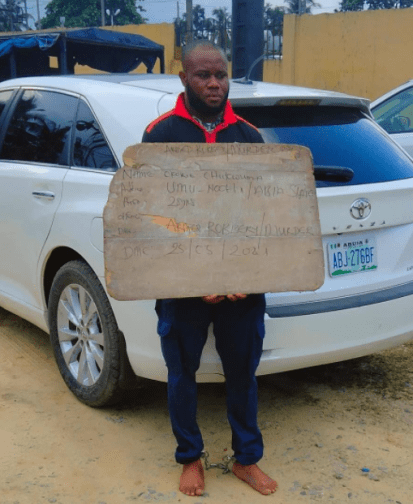 US-Based Man Killed By Abia Vigilante He Hired To Secure Him And His Project