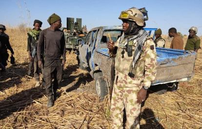14 Die As Bandits Attack Benue Police Station