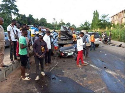 3 Dies In Fatal Accident In Ondo