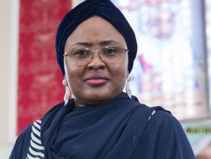 Aisha Buhari's twitter handle deactivated