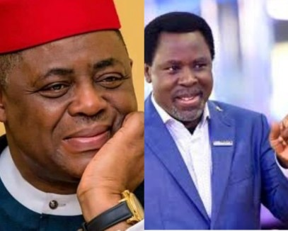 Femi Fani-Kayode React To The Death Of Pastor TB Joshua Of Synagogue Church Of All Nations