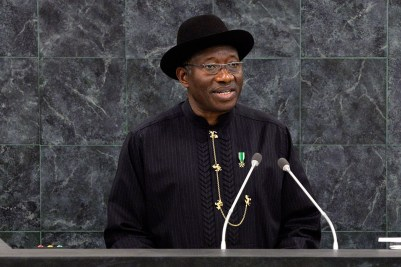 Former President, Goodluck Jonathan Appointed As Chancellor Of Cavendish University