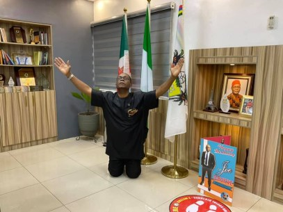 Gov Sanwo-Olu's Aide, Joe Igbokwe Celebrates After Nnamdi Kanu's Arrest