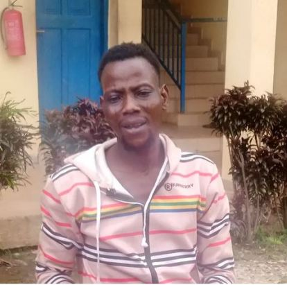How I Helped My Friend To Kill And Butcher His Girlfriend's Body For Ritual - Suspect