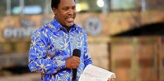 How Prophet TB Joshua Died, His Last Moments