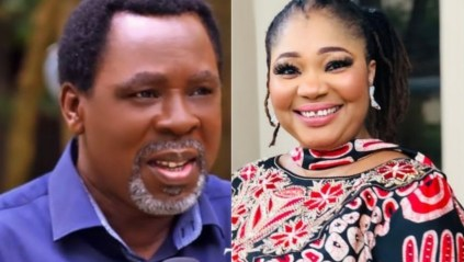 How Prophet TB Joshua's Spirit Visited Me After He Died – Kuti