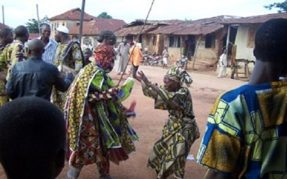 One Killed, Many Injured As Masquerades Invade Osun Mosque