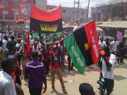 Police Blocks IPOB Meeting In Bayelsa, Arrest 10